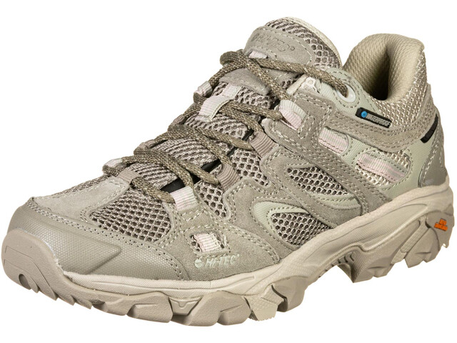 Hi-Tec Ravus Vent Low WP Zapatillas Mujer, warm grey/cool grey/mell